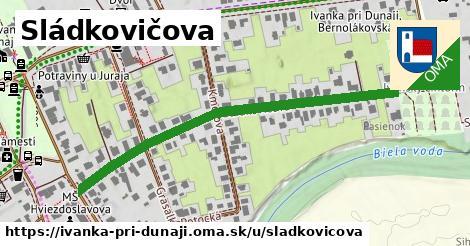 ilustrácia k Sládkovičova, Ivanka pri Dunaji - 546m