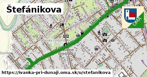 ilustrácia k Štefánikova, Ivanka pri Dunaji - 1,48km