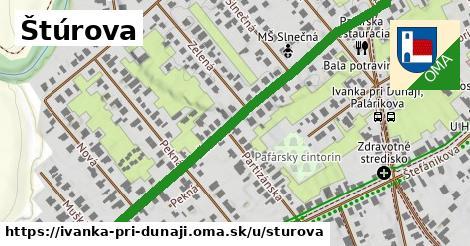 ilustrácia k Štúrova, Ivanka pri Dunaji - 0,74km