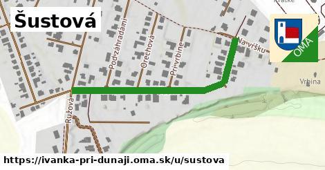 ilustračný obrázok k Šustova, Ivanka pri Dunaji