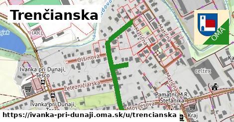 ilustrácia k Trenčianska, Ivanka pri Dunaji - 380m