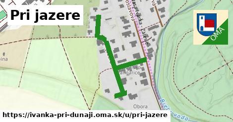 ilustrácia k Pri jazere, Ivanka pri Dunaji - 105m