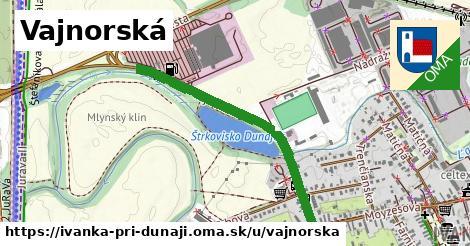 ilustrácia k Vajnorská, Ivanka pri Dunaji - 0,85km