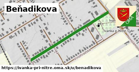 ilustrácia k Beňadikova, Ivanka pri Nitre - 491m