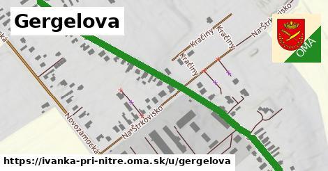 ilustrácia k Gergeľova, Ivanka pri Nitre - 0,88km