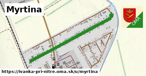 ilustrácia k Myrtina, Ivanka pri Nitre - 1,04km