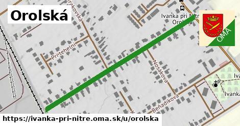 ilustrácia k Orolská, Ivanka pri Nitre - 548m