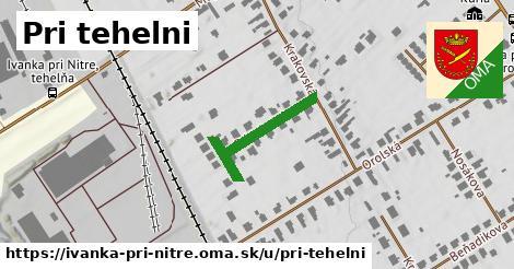 ilustrácia k Pri Tehelni, Ivanka pri Nitre - 188m