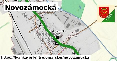 ilustrácia k Novozámocká, Ivanka pri Nitre - 3,1km