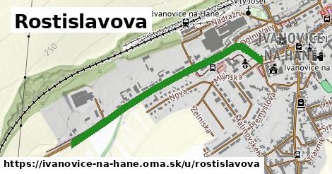 ilustrácia k Rostislavova, Ivanovice na Hané - 0,98km