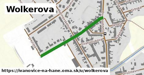 ilustrácia k Wolkerova, Ivanovice na Hané - 373m