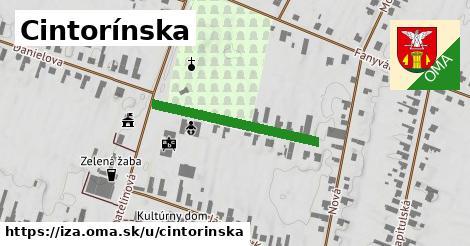 ilustrácia k Cintorínska, Iža - 275m