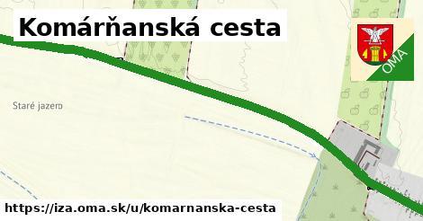ilustrácia k Komárňanská cesta, Iža - 2,3km