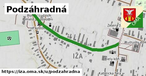 ilustrácia k Podzáhradná, Iža - 531m