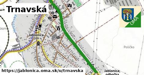 ilustrácia k Trnavská, Jablonica - 0,92km
