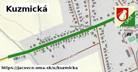 ilustrácia k Kuzmická, Jacovce - 695m