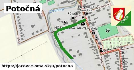 ilustrácia k Potočná, Jacovce - 371m