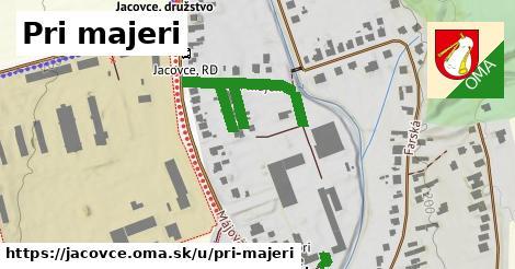 ilustrácia k Pri majeri, Jacovce - 546m