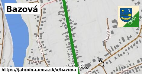 ilustrácia k Bazová, Jahodná - 684m