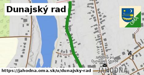 ilustrácia k Dunajský rad, Jahodná - 415m