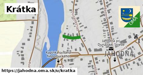 ilustrácia k Krátka, Jahodná - 315m