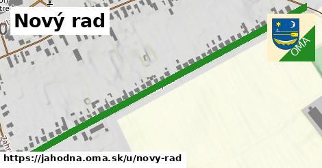 ilustračný obrázok k Nový rad, Jahodná