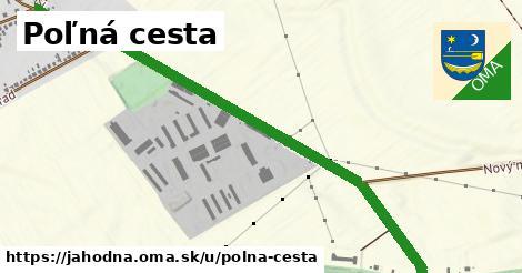ilustračný obrázok k Poľná cesta, Jahodná