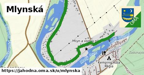 ilustrácia k Mlynská, Jahodná - 1,70km