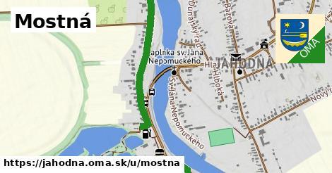ilustrácia k Mostná, Jahodná - 1,43km