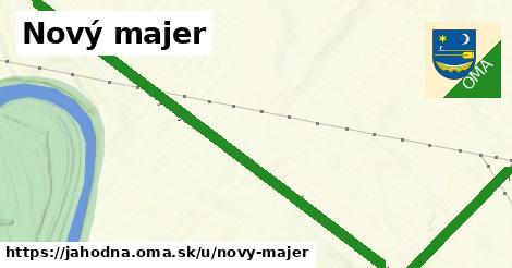 ilustrácia k Nový majer, Jahodná - 3,8km