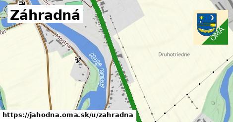 ilustrácia k Záhradná, Jahodná - 1,36km