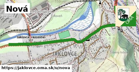 ilustrácia k Nová, Jaklovce - 1,43km