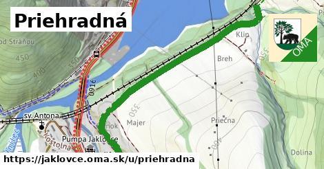 ilustrácia k Priehradná, Jaklovce - 1,30km
