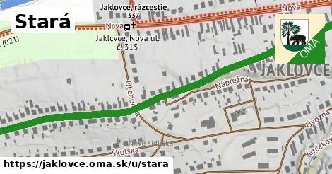 ilustrácia k Stará, Jaklovce - 0,92km