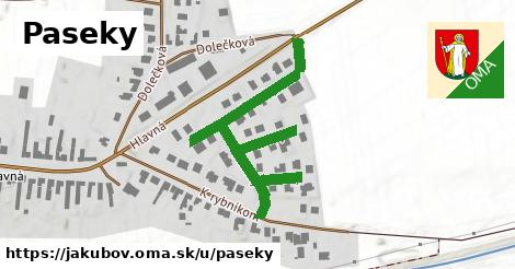 ilustrácia k Paseky, Jakubov - 535m