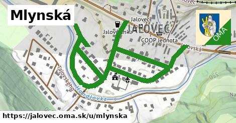 ilustrácia k Mlynská, Jalovec - 1,14km