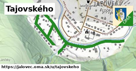 ilustrácia k Tajovského, Jalovec - 0,94km