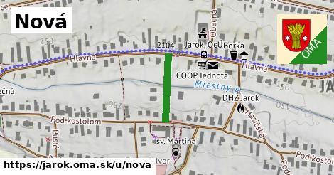 ilustrácia k Nová, Jarok - 149m