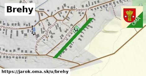 ilustrácia k Brehy, Jarok - 291m