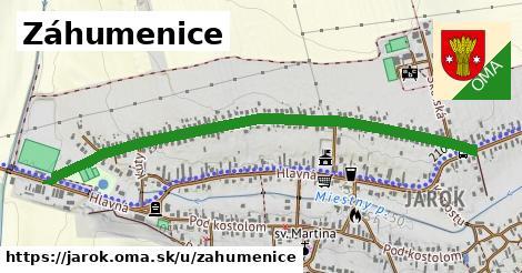 ilustrácia k Záhumenice, Jarok - 1,27km