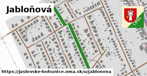 ilustrácia k Jabloňová, Jaslovské Bohunice - 374m