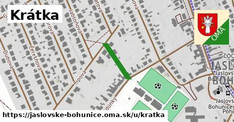 ilustrácia k Krátka, Jaslovské Bohunice - 137m