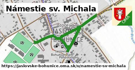 ilustrácia k Námestie sv. Michala, Jaslovské Bohunice - 0,74km