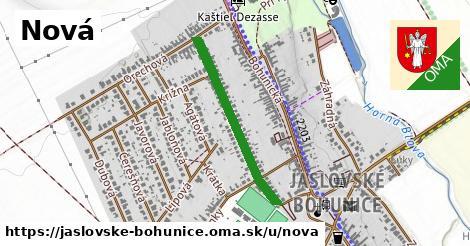 ilustračný obrázok k Nová, Jaslovské Bohunice