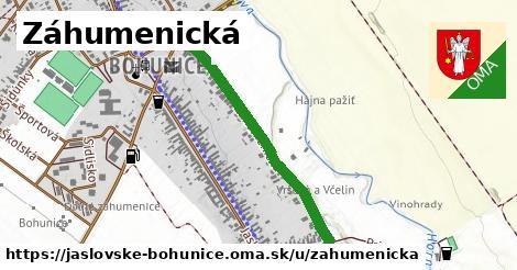 ilustrácia k Záhumenická, Jaslovské Bohunice - 0,75km