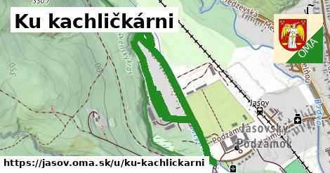ilustrácia k Ku kachličkárni, Jasov - 1,57km