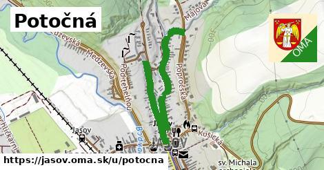 ilustrácia k Potočná, Jasov - 0,93km