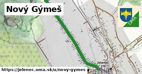 ilustrácia k Nový Gýmeš, Jelenec - 0,94km