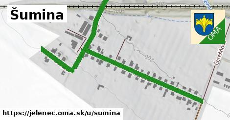 ilustrácia k Šumina, Jelenec - 0,80km