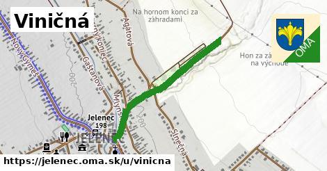 ilustrácia k Viničná, Jelenec - 0,71km